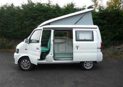 DFSK Loadhopper Camper